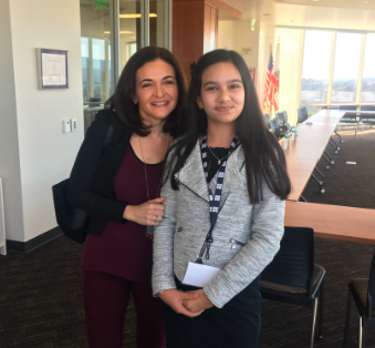 CSEd Week Kickoff Event (with Sheryl Sandberg)